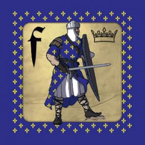 Garde royale Sergent de la reine