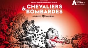 Affiche Chevaliers et bombardes