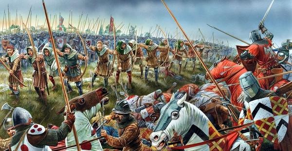 Saga factions de Winterfell Se-libro-batalla-de-azincourt-600x310